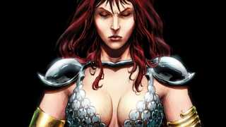Exclusive: RED SONJA, EVIL ERNIE, DEJAH THORIS, and THE SHADOW: YEAR ONE