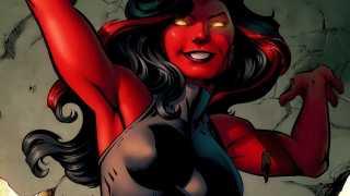 Spotlight On: RED SHE-HULK
