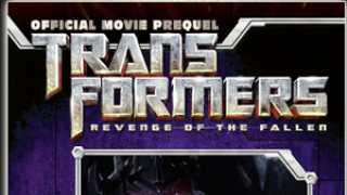 Transformers: Revenge of the Fallen Comic