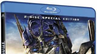 Transformers To DVD And Blue-ray Already?!