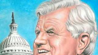 Former Senator Ted Kennedy To Get Comic