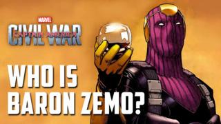 Captain America: Civil War - Who is Baron Zemo?
