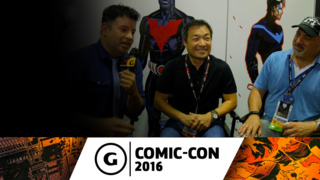 "DC Comics Co-Publishers Discuss ""Rebirth"""