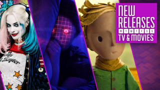 New Releases: Suicide Squad, Little Prince, Harry Potter and the Cursed Child