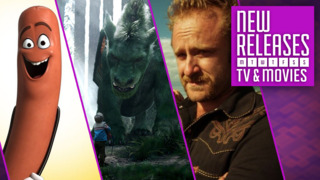 New Releases: Sausage Party, Pete's Dragon, Hell or High Water
