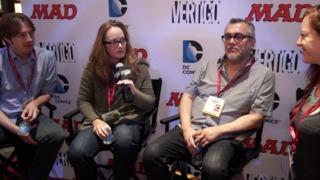 SDCC 2014 WONDER WOMAN Interview
