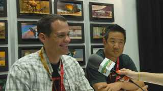 SDCC 2012: Industrial Light and Magic Interview