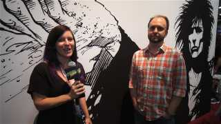 SDCC 2013: Brian Q. Miller On Big Things Coming to Smallville