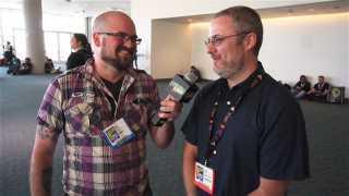 SDCC 2013: Robert Venditti Interview