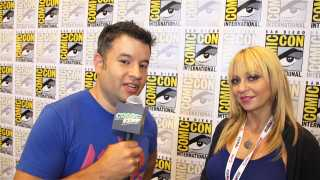 SDCC 2013: The Voice of Raven in Teen Titans Go!