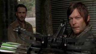 The Walking Dead Episode 3.13 'Arrow on the Doorpost' Review