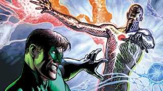 Details About Geoff Johns' Last GREEN LANTERN Issue