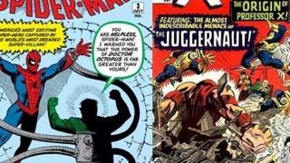 Favorite Comic Runs: Stan Lee's THE X-MEN vs. THE AMAZING SPIDER-MAN