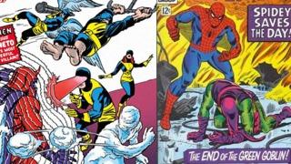 Favorite Comic Runs RESULTS: Stan Lee's THE X-MEN vs. THE AMAZING SPIDER-MAN