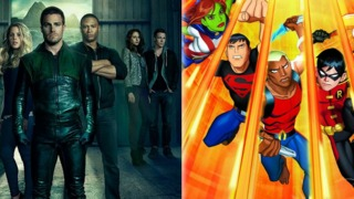 Favorite TV Shows: Arrow vs. Young Justice