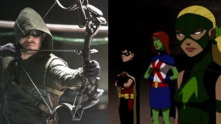 Favorite TV Shows RESULTS: Arrow vs. Young Justice
