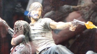 Toy Fair 2015: McFarlane Toys - The Walking Dead