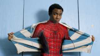 Stan Lee Comments on Donald Glover as Spider-Man