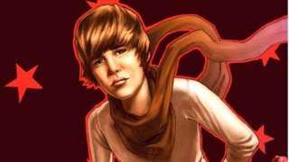 At last...  The Justin Bieber Comic