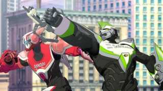 TIGER & BUNNY, A Japanese Cartoon That Shows Just How Fun Superheroes Can Be
