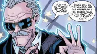Stan Lee's Super Seven Sued by Toy Company