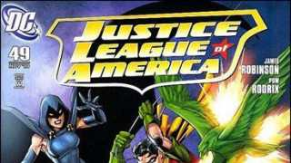 Review: Justice League of America #49