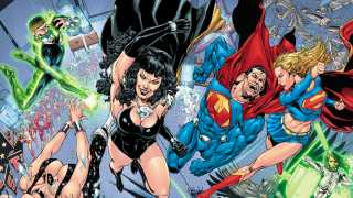 Review: Justice League of America #50