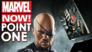 Marvel NOW!: Nick Fury Jr's Deck Has Gone Nova