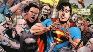 Morrison Leaving ACTION COMICS with Issue #16
