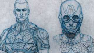 Marvel NOW!: Get a Look at Captain America's New Costume