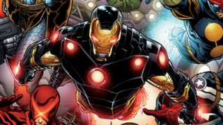 Marvel Teases New Creative Team Taking Over Iron Man