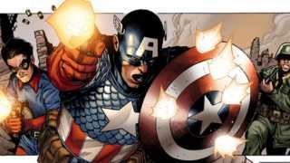Marvel Teases New Creative Teams on CAPTAIN AMERICA, FANTASTIC FOUR & X-MEN: LEGACY