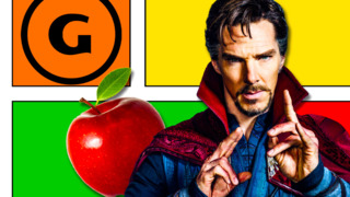 Mystery Art Challenge: Doctor Strange and an Apple
