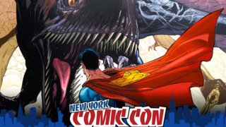 Man of Steel vs Dinosaurs: NYCC Interview with Superman Writer