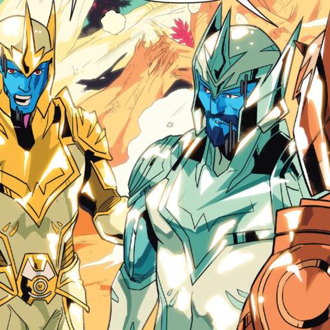 Guardians of Eltar