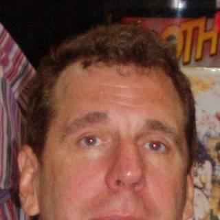 Closeup of Steve Rude