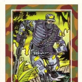 Impel trading card (1991)