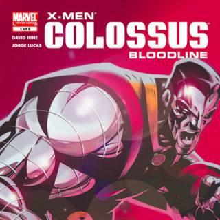 Colossus: Bloodline