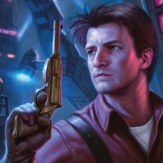 Serenity: No Power in the 'Verse #1 cover