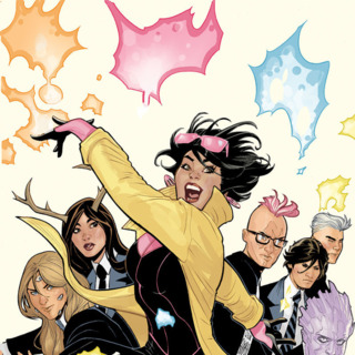 Generation X (2017) #87 cover
