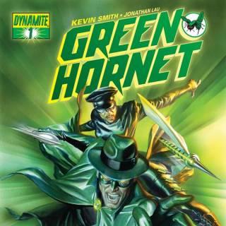 green hornet number 1