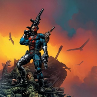 By Mike Deodato