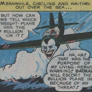 Joker Plane