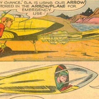 arrow life-rocket