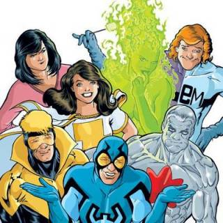 Formerly Known As the Justice League.  Or as some people call it, Super Buddies, without the cover t