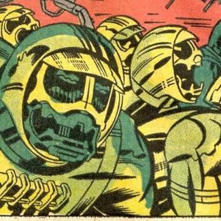 2nd generation doom robot army
