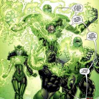 Green Lantern Corps #08