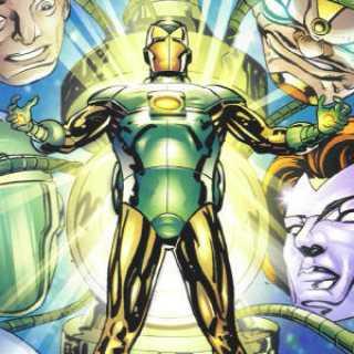 Iron Lantern Cover