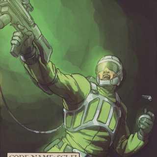 Sci-Fi Devil's Due WWIII Issue 36