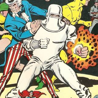Uncle Sam, Human Bomb, & Doll Man (Freedom Fighters #1)